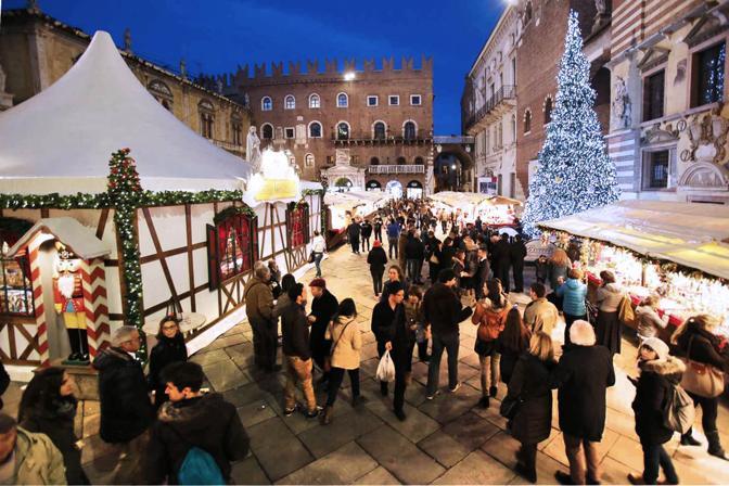Verona città dell'amore, città di Natale