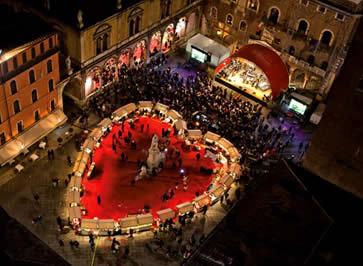 Se ami qualcuno portalo a Verona