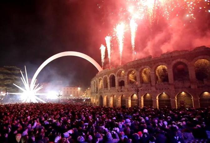Capodanno 2019 a Verona